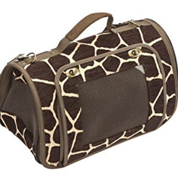 Friends Forever Handbags - NWT Pet Rectangular Pet Carrier Friends Forever